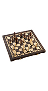 CHESS / BACKGAMMON 20.5 INCH