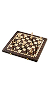 CHESS / BACKGAMMON 15.75 INCH
