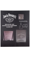 JD Decanter/2 DOF Set Etch White Bug