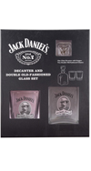 JD Decanter/2 DOF Set Cameo Label