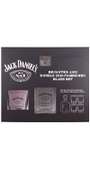 JD Decanter/4 DOF Set Black Label Logo
