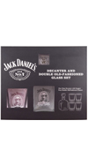 JD Decanter/4 DOF Set Cameo Label