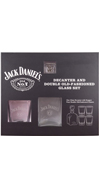 JD Decanter/4 DOF Set Etch White Bug