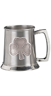 Stainless Steel Ireland Tankard